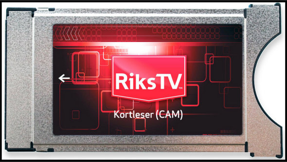 riks tv cam kort